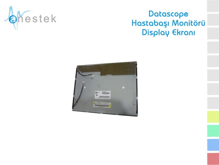 DATASCOPE HASTABAŞI MONİTÖRÜ DISPLAY EKRANI