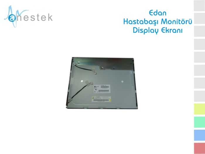 EDAN HASTABAŞI MONİTÖRÜ DISPLAY EKRANI