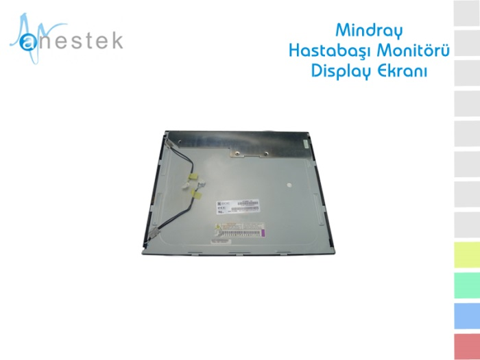 MINDRAY HASTABAŞI MONİTÖRÜ DISPLAY EKRANI