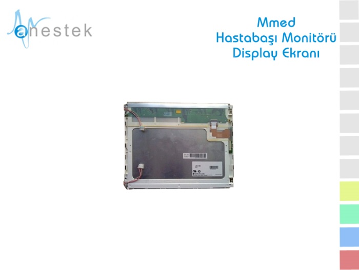 MMED HASTABAŞI MONİTÖRÜ DISPLAY EKRANI