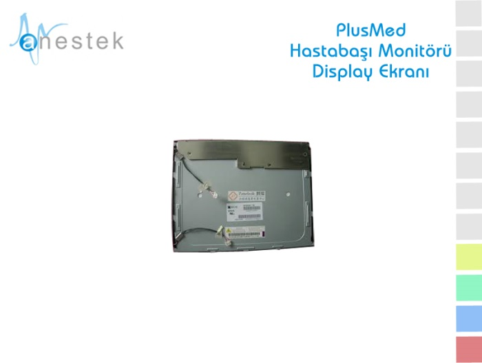 PLUSMED HASTABAŞI MONİTÖRÜ DISPLAY EKRANI