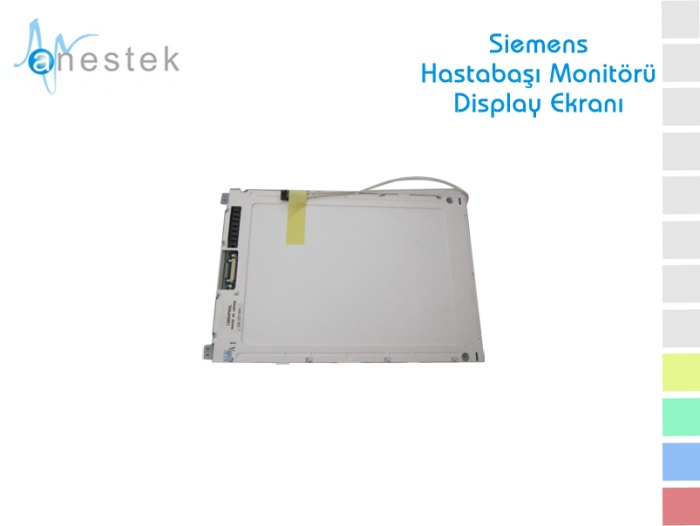 SIEMENS HASTABAŞI MONİTÖRÜ DISPLAY EKRANI